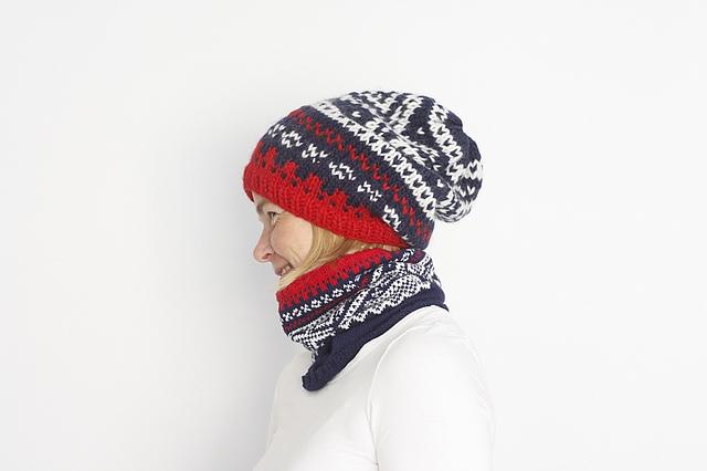 Knitting Patterns For Nordic Hats : Knitting Pattern Shop