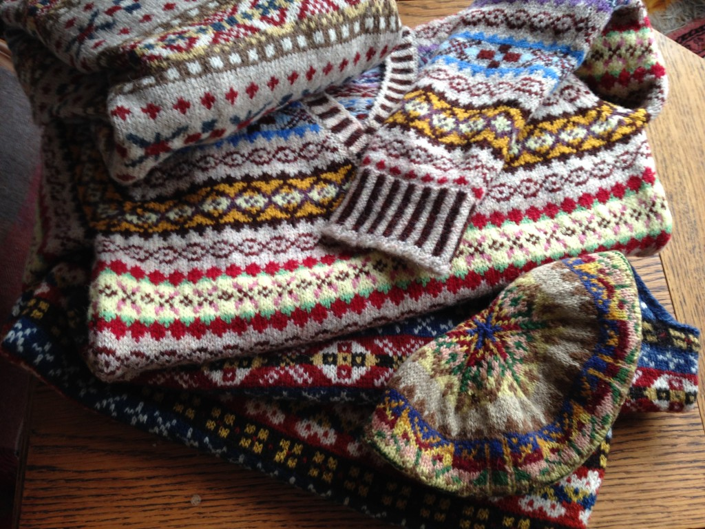 My Fair Isle collection