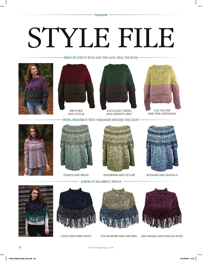 Ravelry: Designs by Olines mor